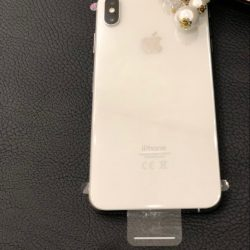 iPhone XS Max 256Gb Silver 2 Sim