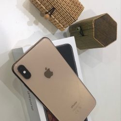 iPhone XS Max 256Gb Gold 2 Sim
